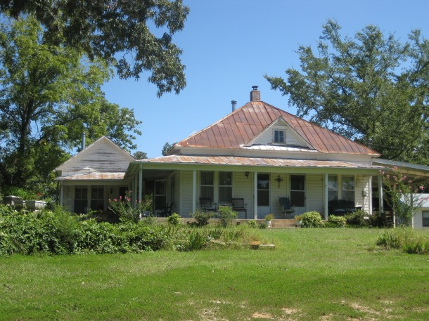 House near Snowball, Arkansas
