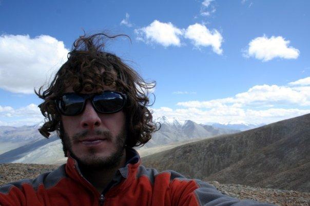 Richard in Tibet