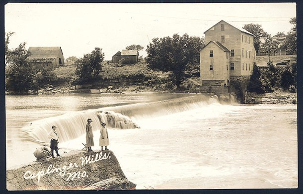 Caplinger Mills